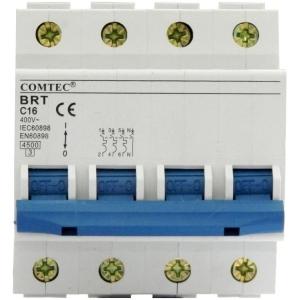 Intrerupator automat tetrapolar BRT 4.5kA MCB