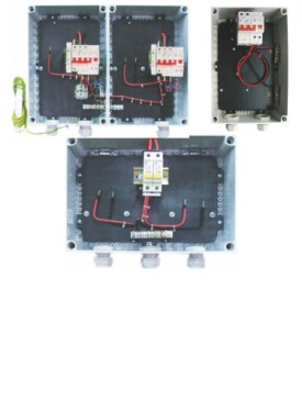 BMPM cutii modulare policarbonat