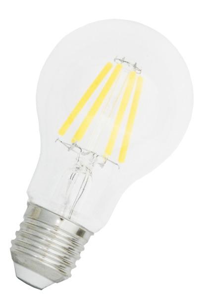 Bec Led Filament 2700 K E27 Lumina calda 6W