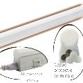 Corpuri de iluminat T5 cu LED si intrerupator