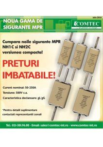 Sigurante MPR COMTEC